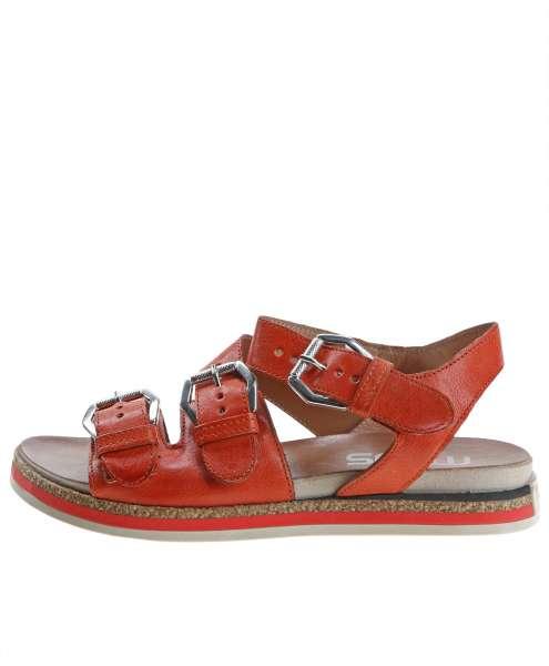 Strappy sandals zucca