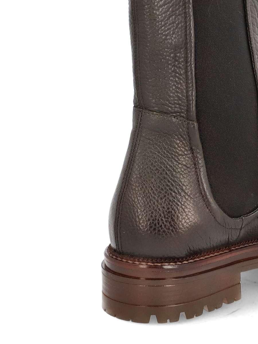 High Top Chelsea Boots lichene