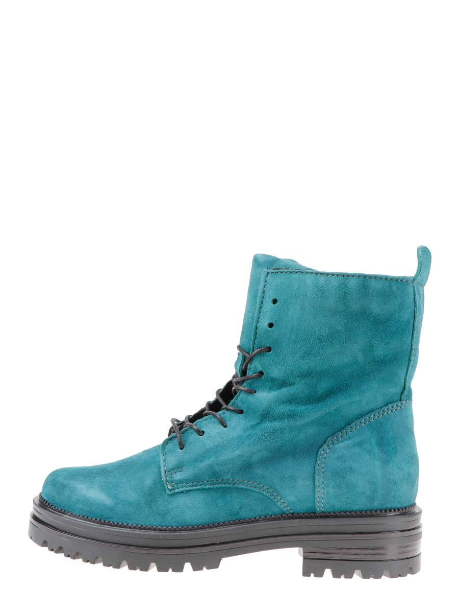 Laced boots pavone