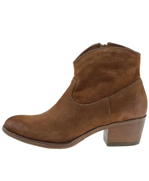 Ankle boots bestseller brandy