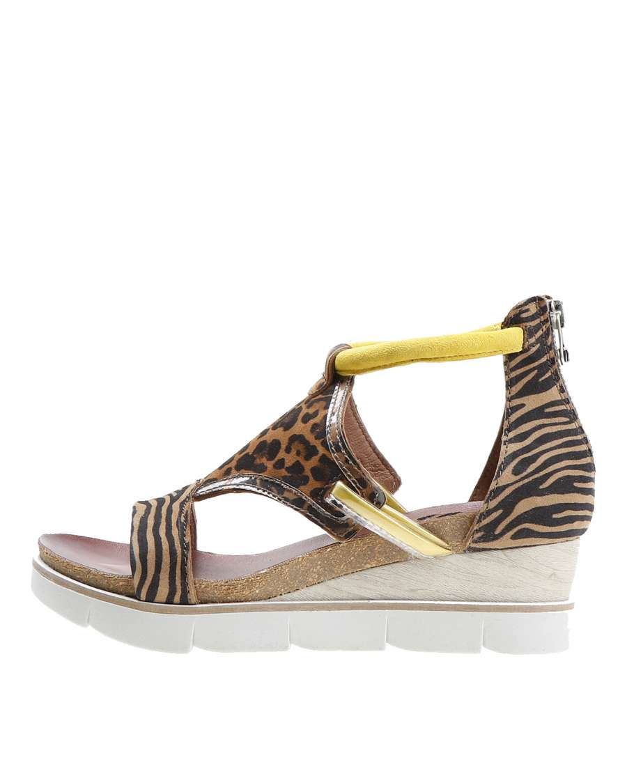 Wedge sandals west