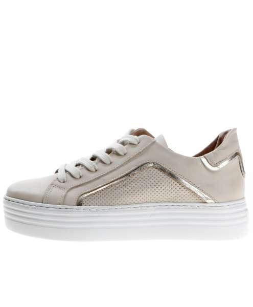 Platform sneaker panna