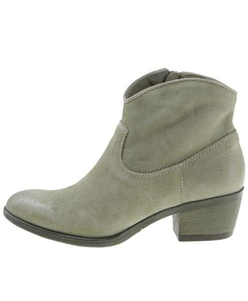 Ankle boots bestseller kaki