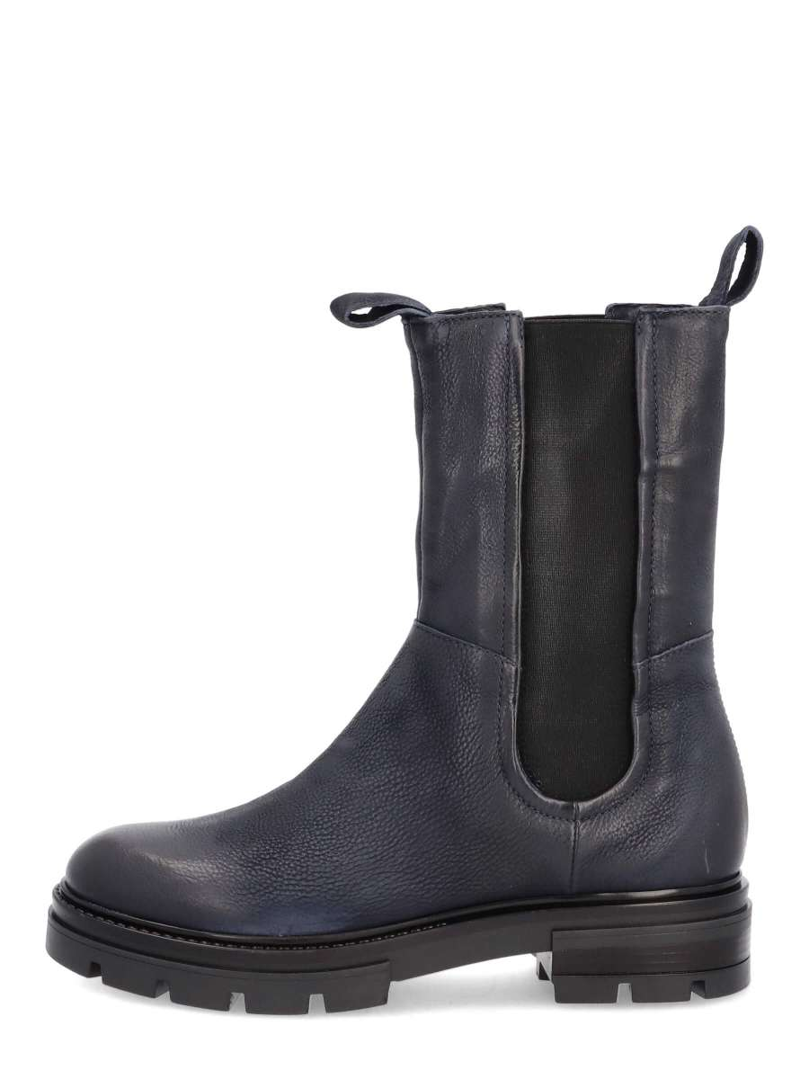 High top chelsea boots space