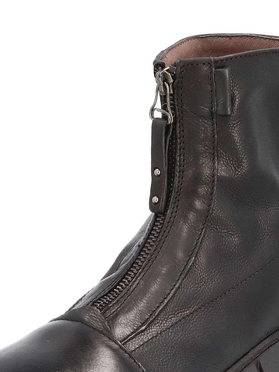 Plateau Boots nero
