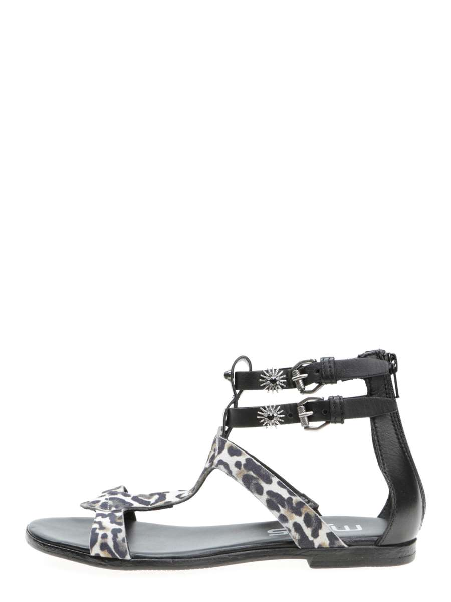 Strappy sandals bianco