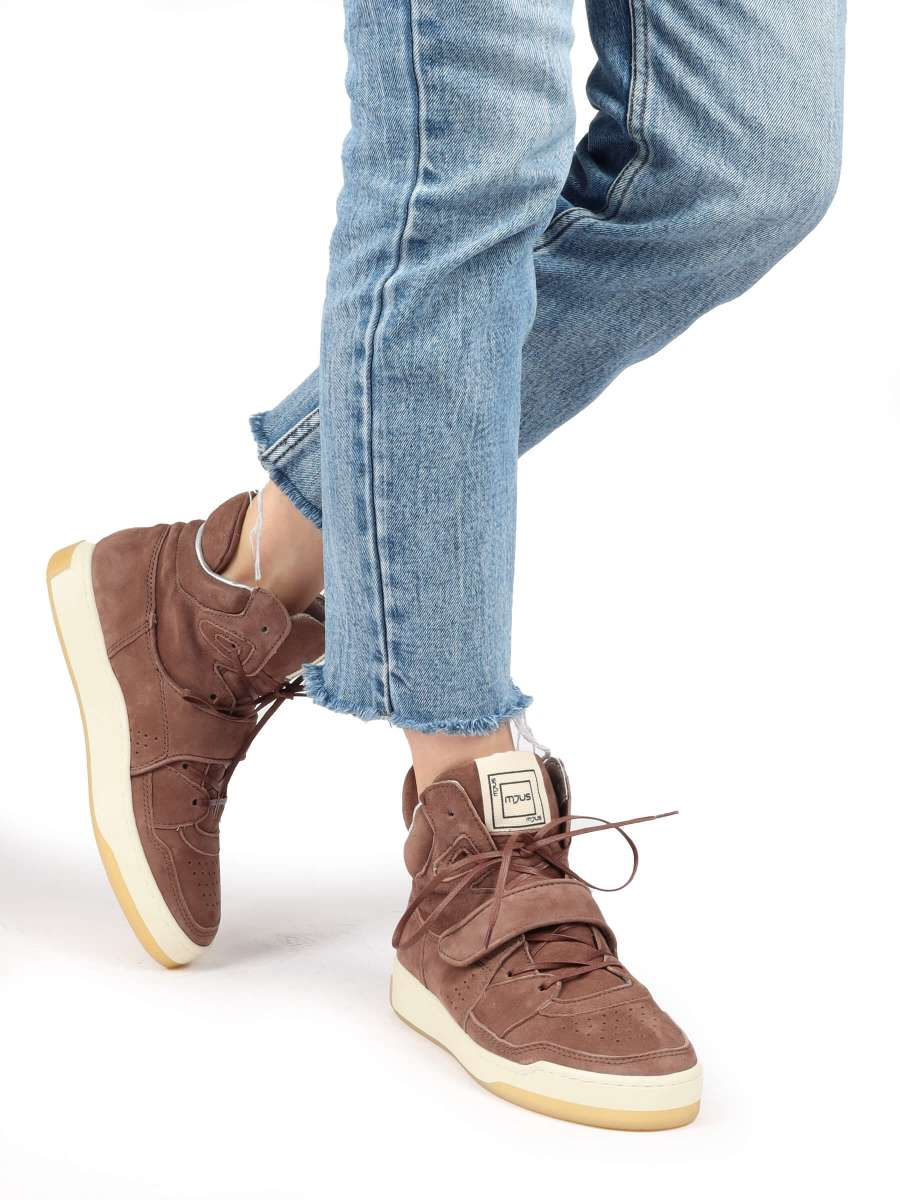 High-Top Sneaker cashmere