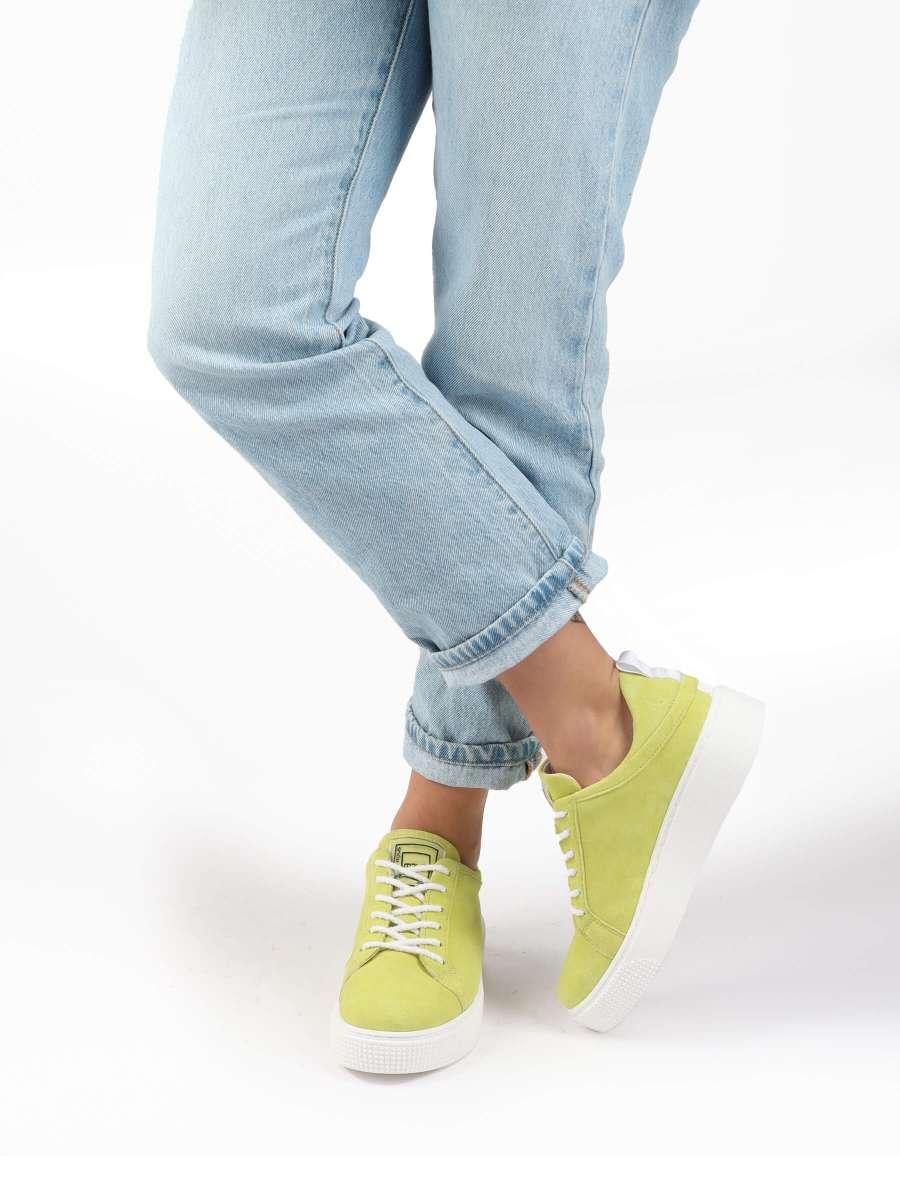 Sneaker lime