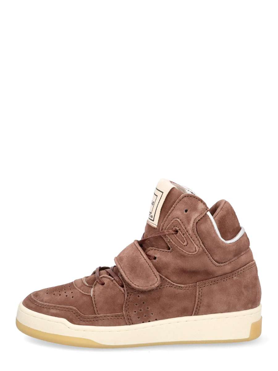 High top sneakers cashmere