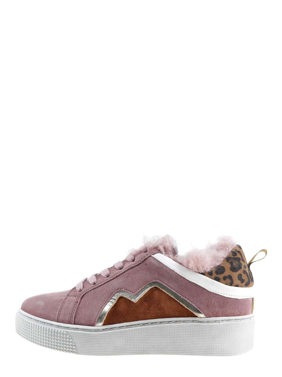 Plateau sneakers glamour