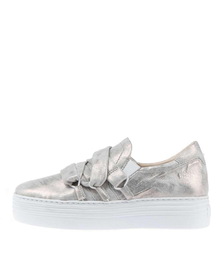 Platform sneaker fossile