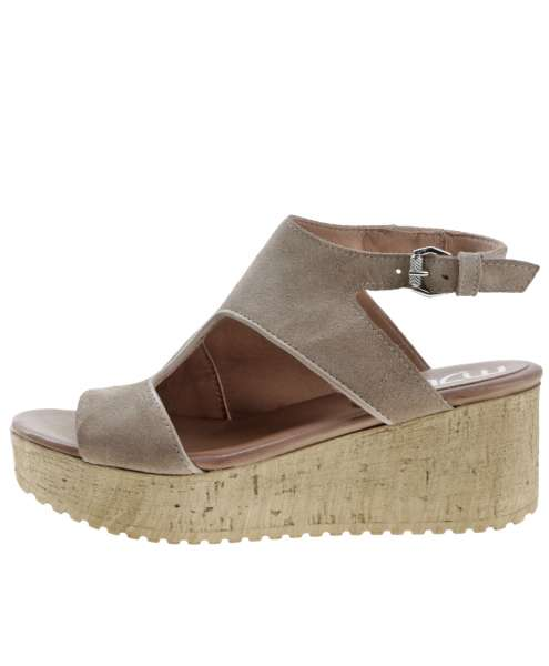 Wedge sandals opale