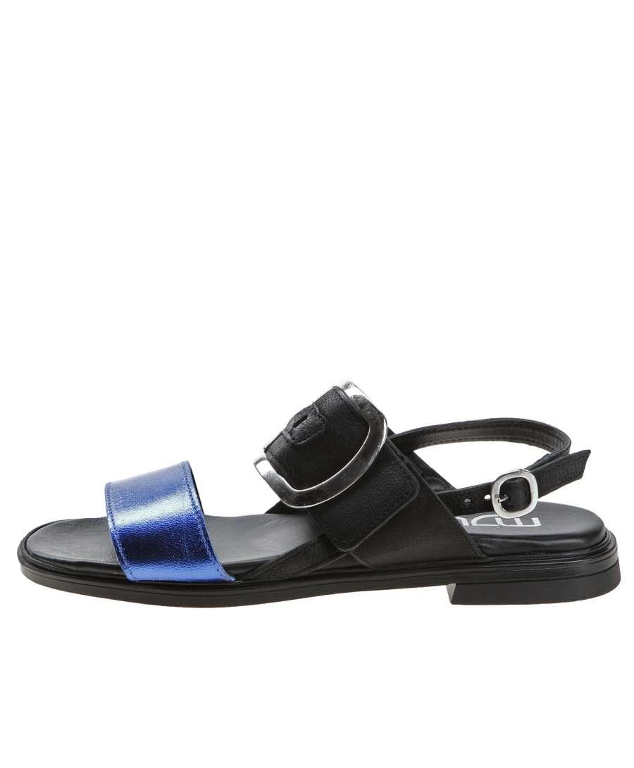 Strappy sandals bluette