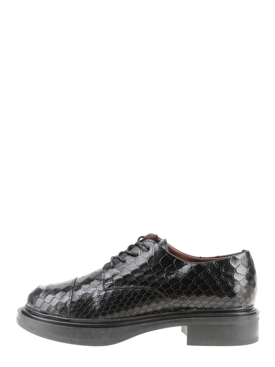 Low shoes nero
