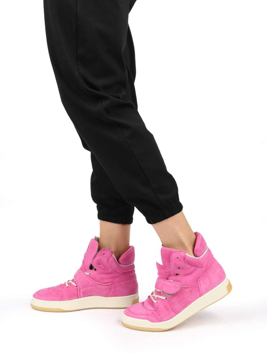 High-Top Sneaker chic
