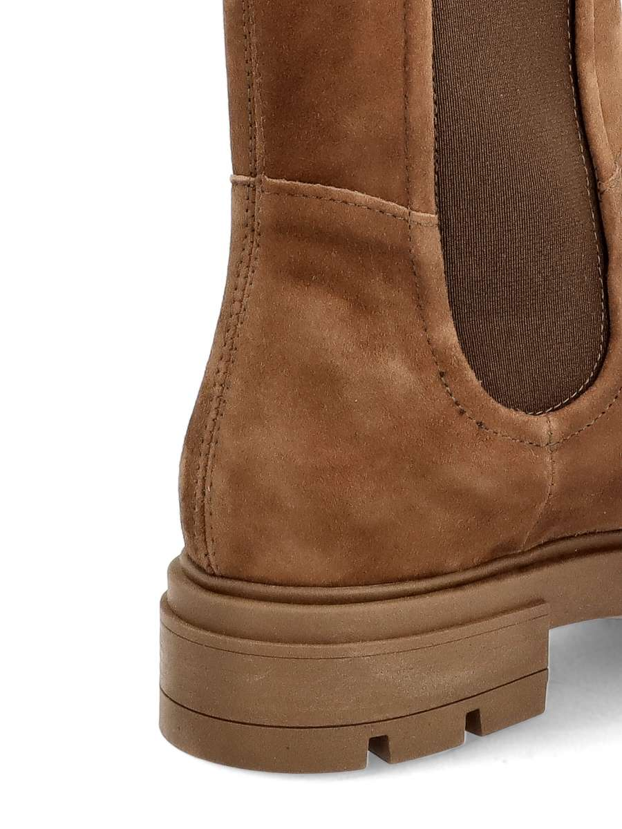 High Top Chelsea Boots orzo