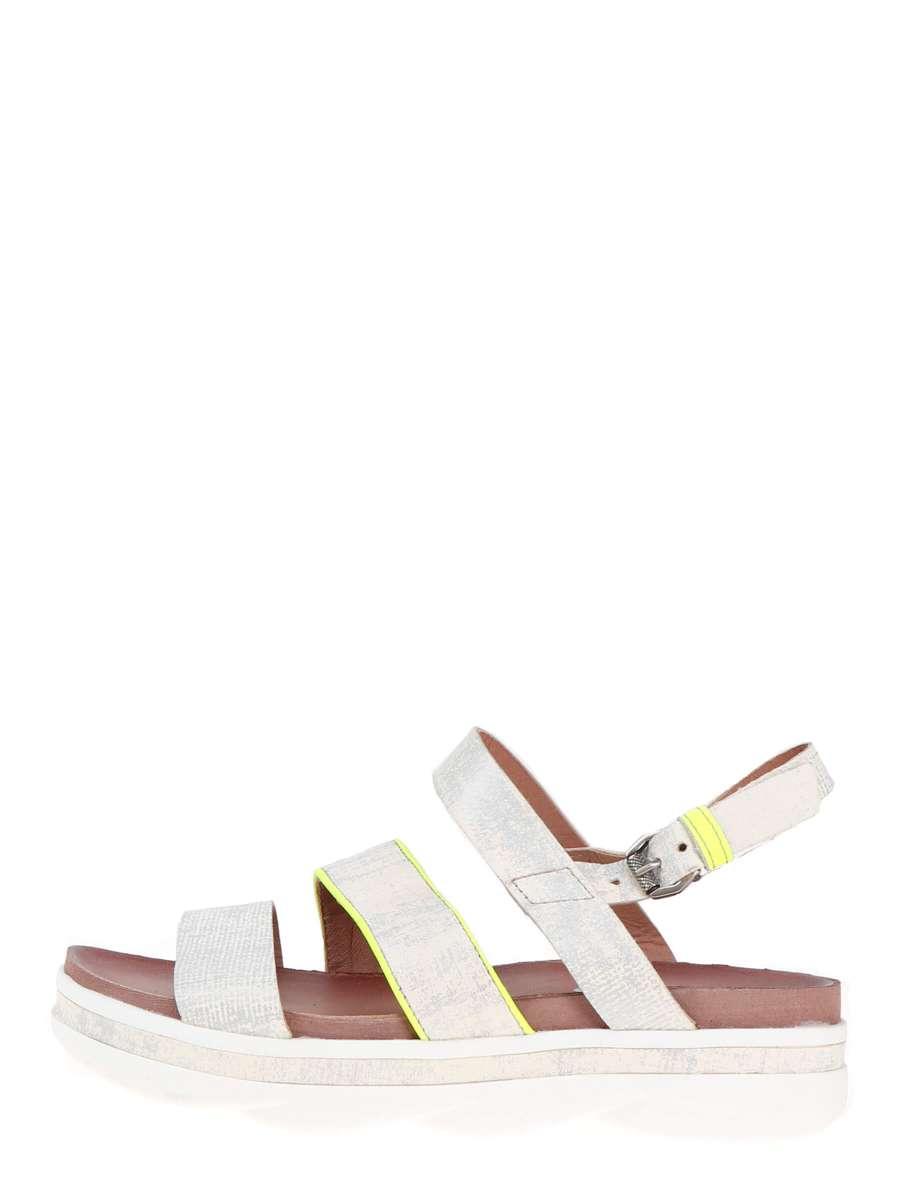 Strappy sandals bianco
