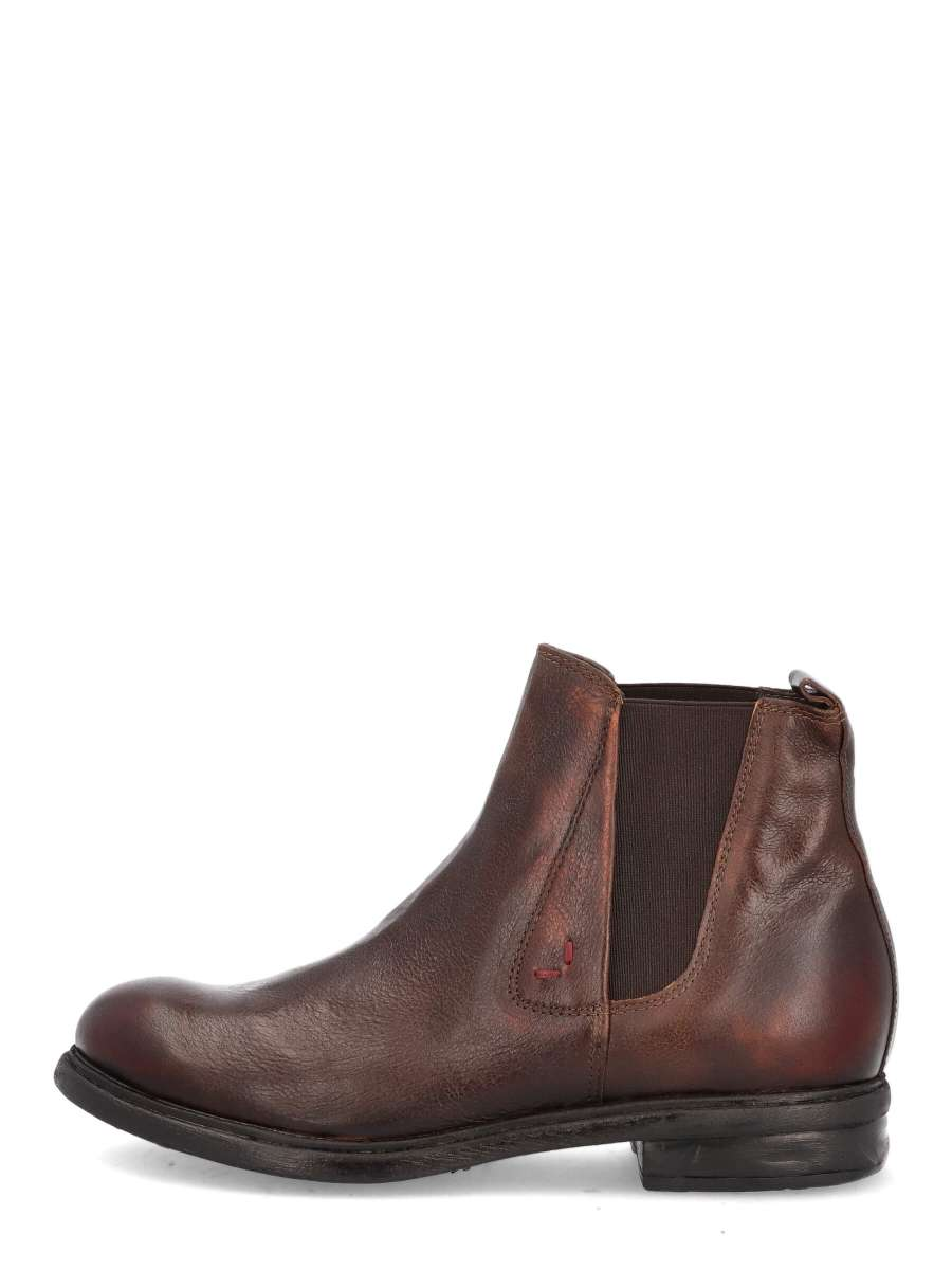 Chelsea Boots copper