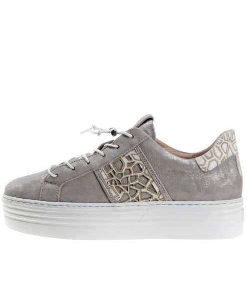 Platform sneaker sasso