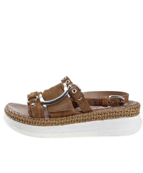 Platform sandals sella