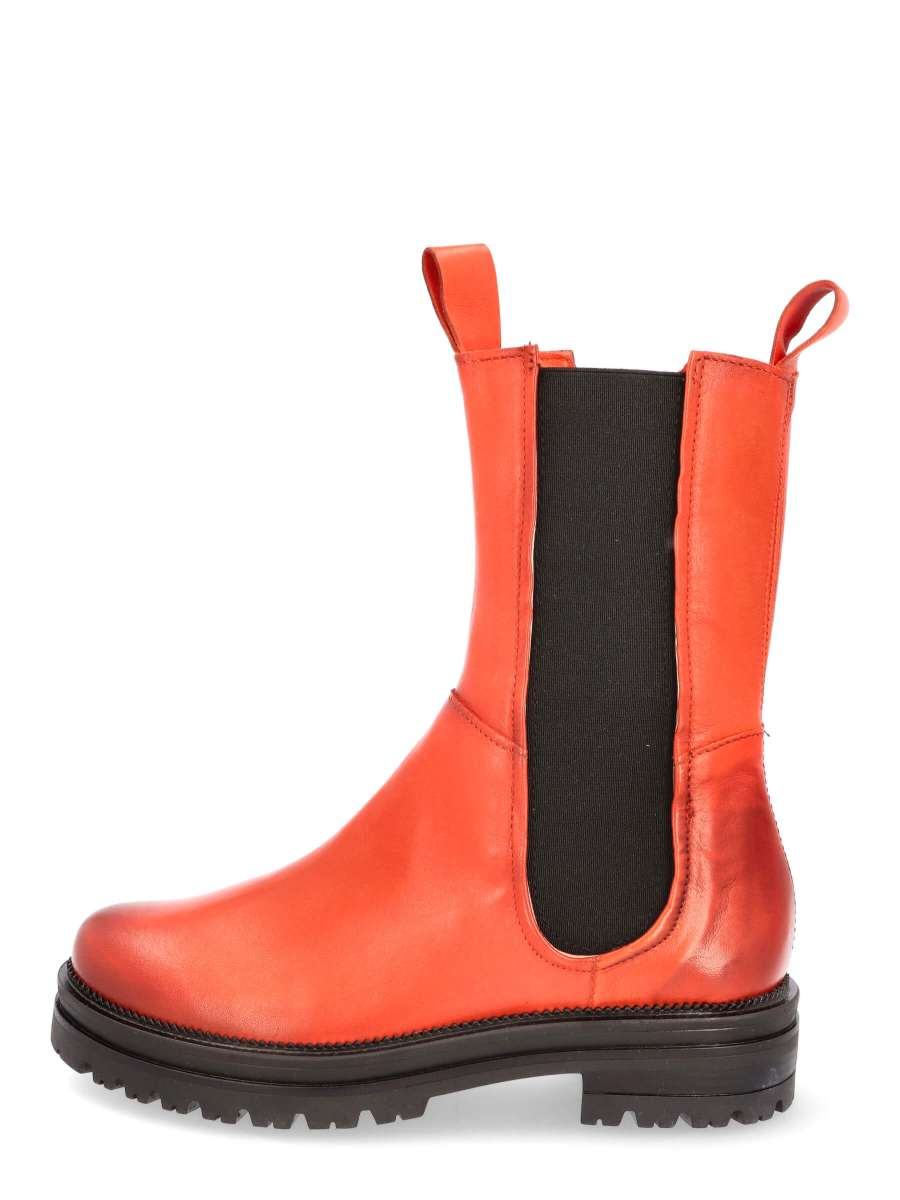 High Top Chelsea Boots zucca
