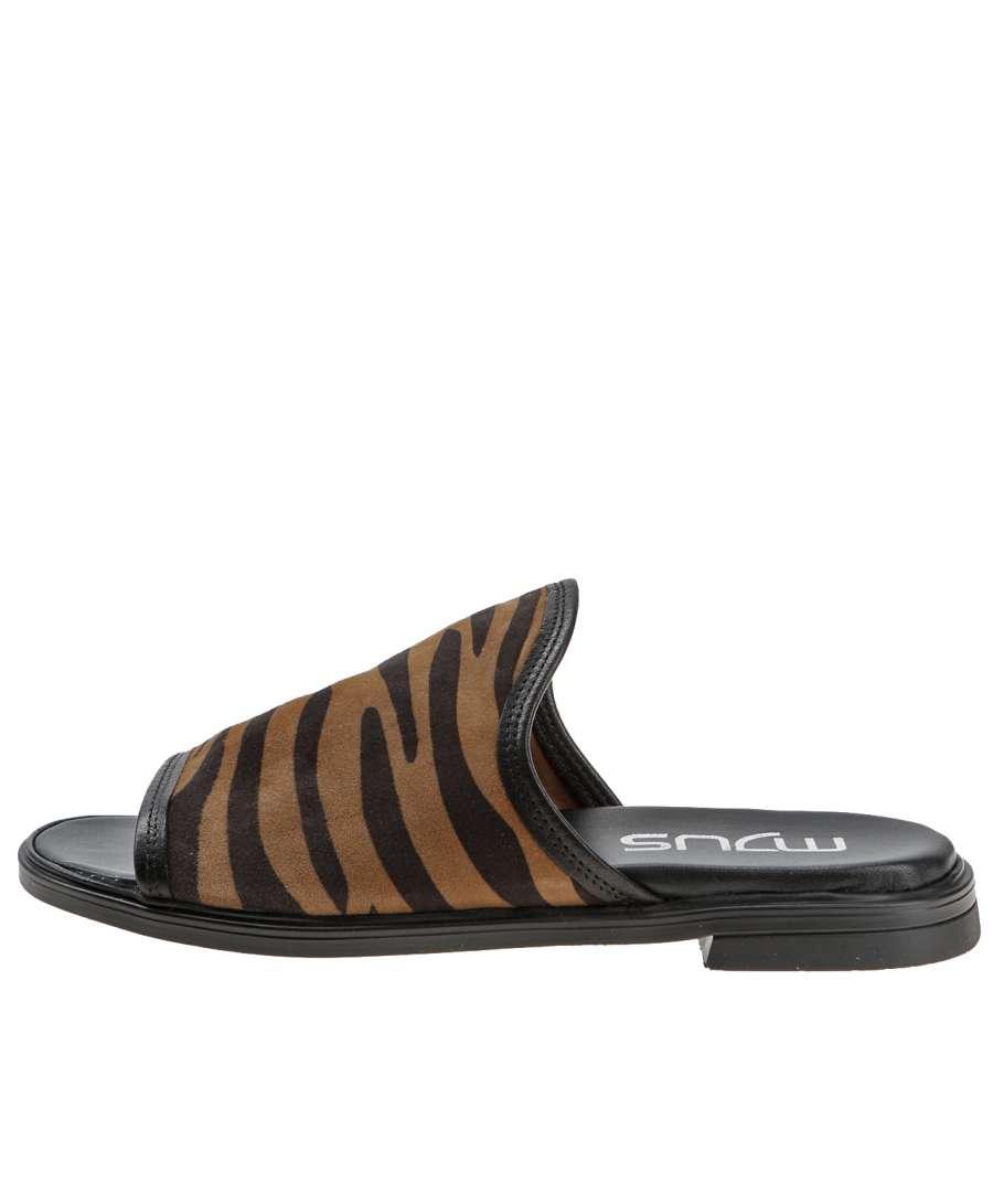Slippers nero