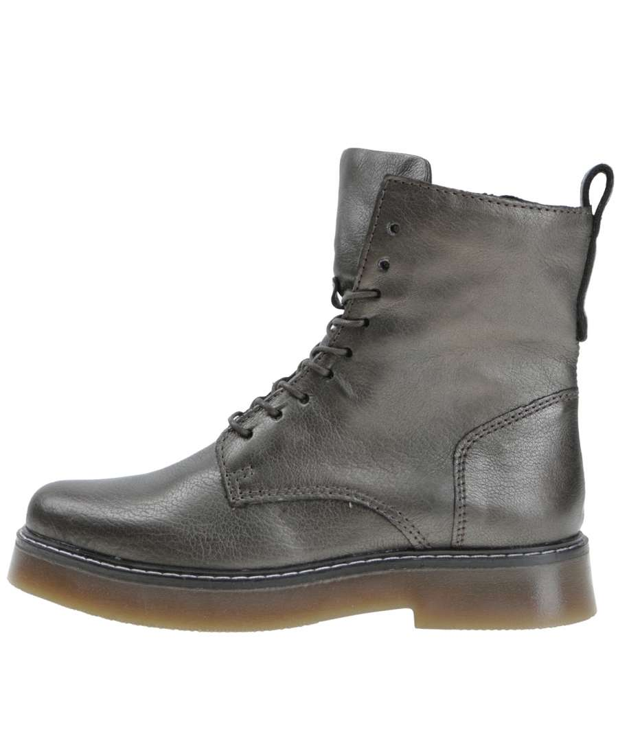 Laced boots silice