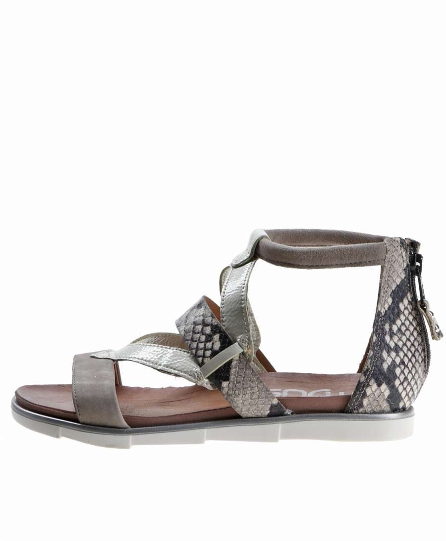 Strappy sandals opale