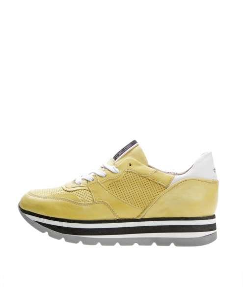Sneaker vaniglia