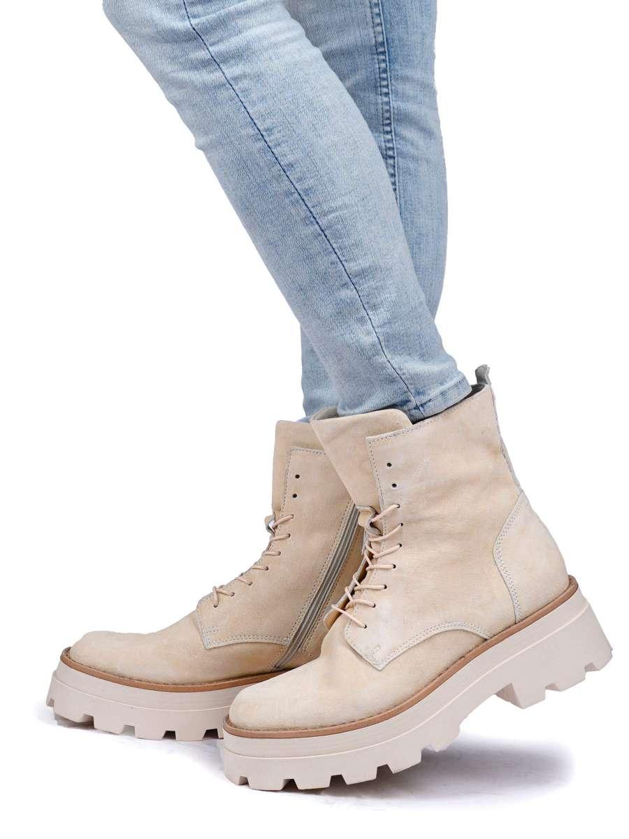 Combat Boots panna