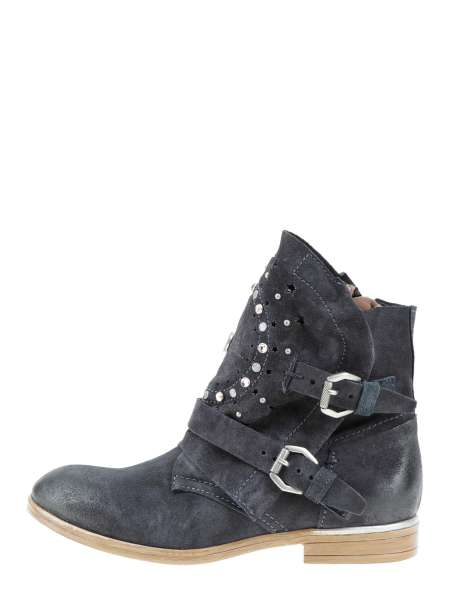 Studded boots space