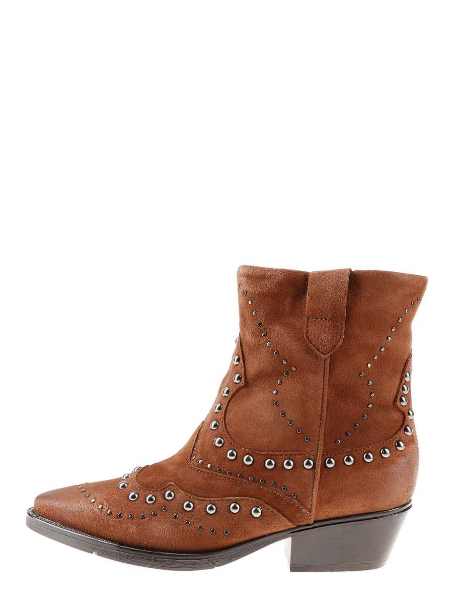 Studded boots terra