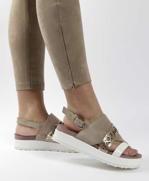 Sandale bianco