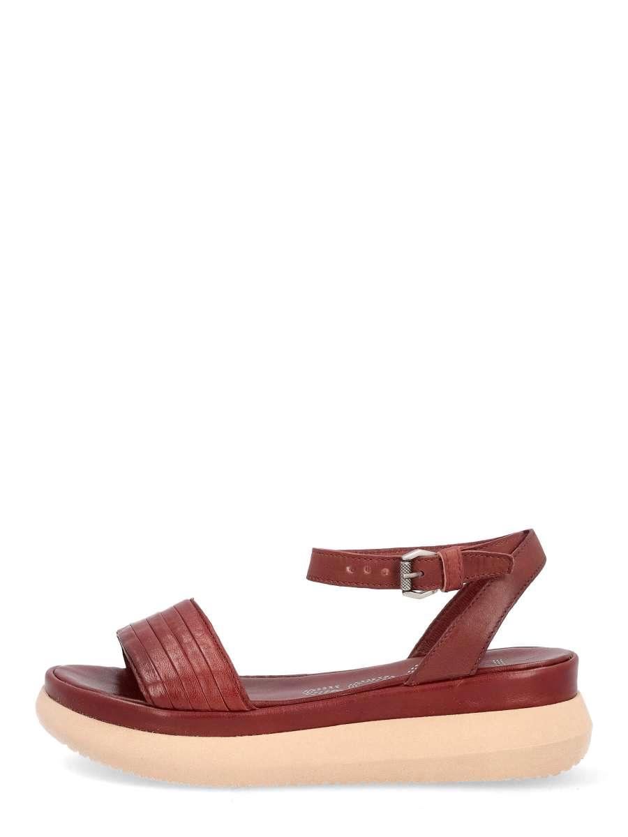 Platform sandals brule