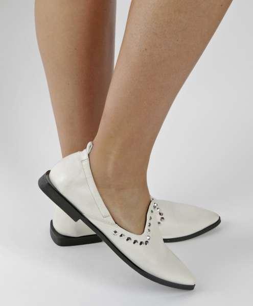 Loafer panna