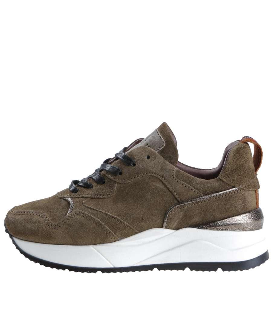 Chunky sneaker antilope
