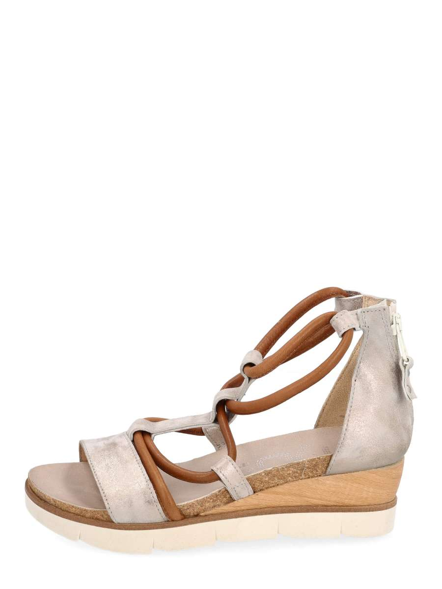 Wedge sandals fossile