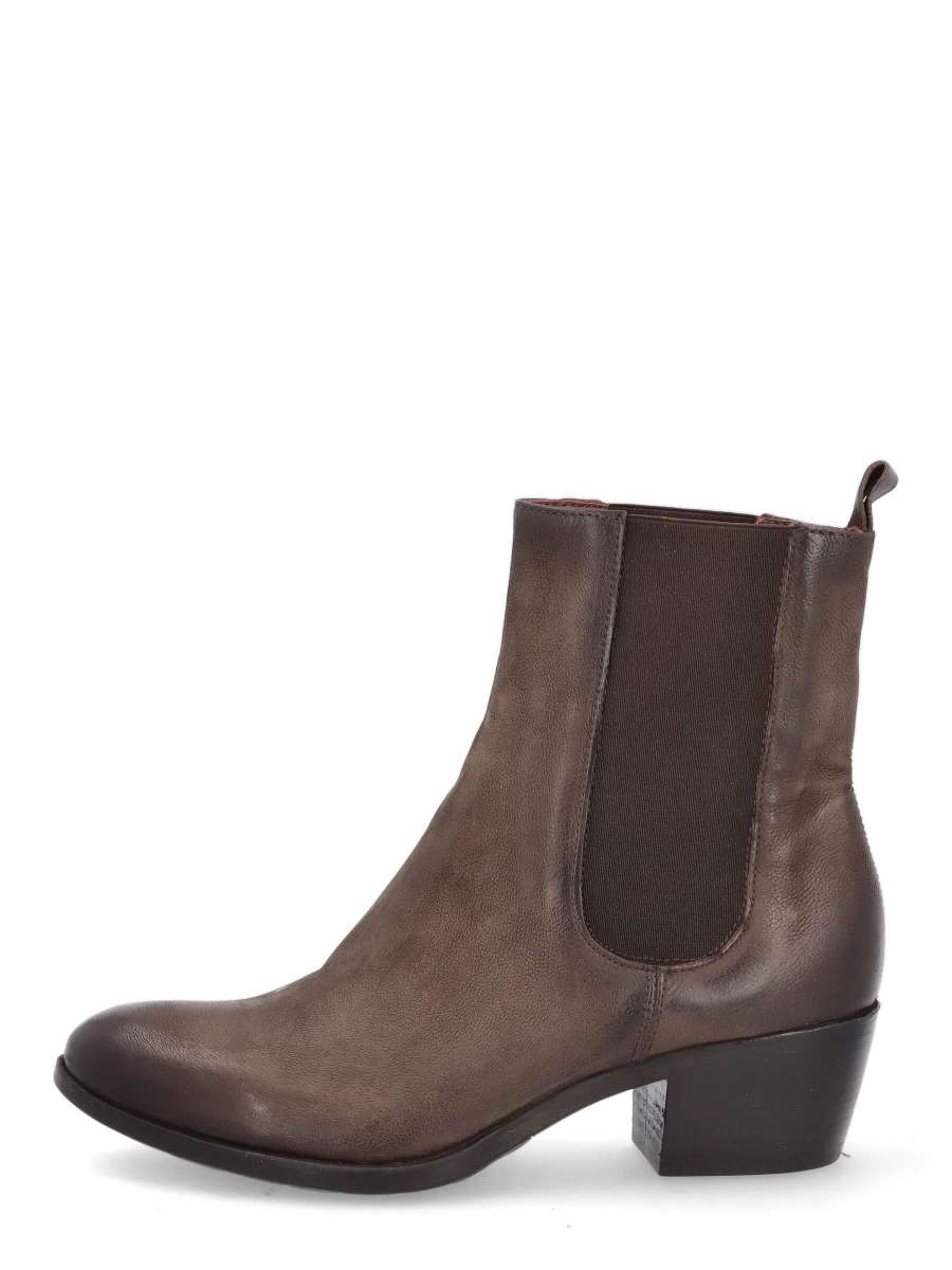 Ankle boots shadow