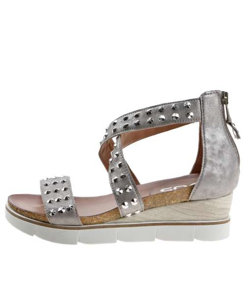 Wedge sandals sasso