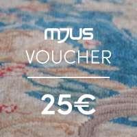 Gift voucher 25 Euro