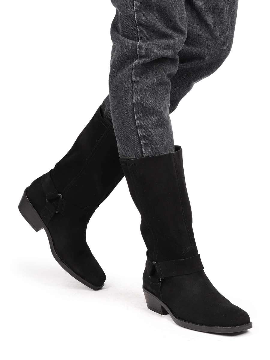 Stiefel nero