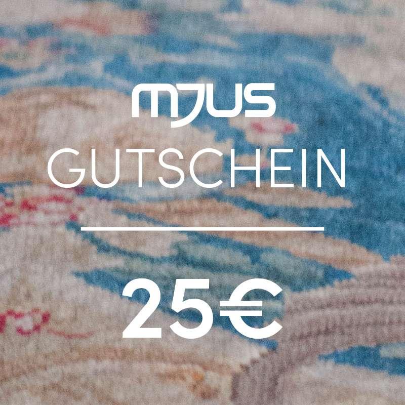 Gutschein 25 EUR