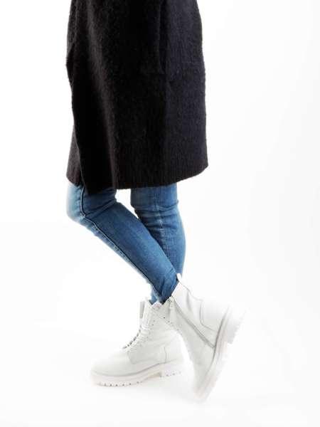 Boots bianco
