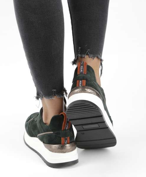Chunky Sneaker lichene