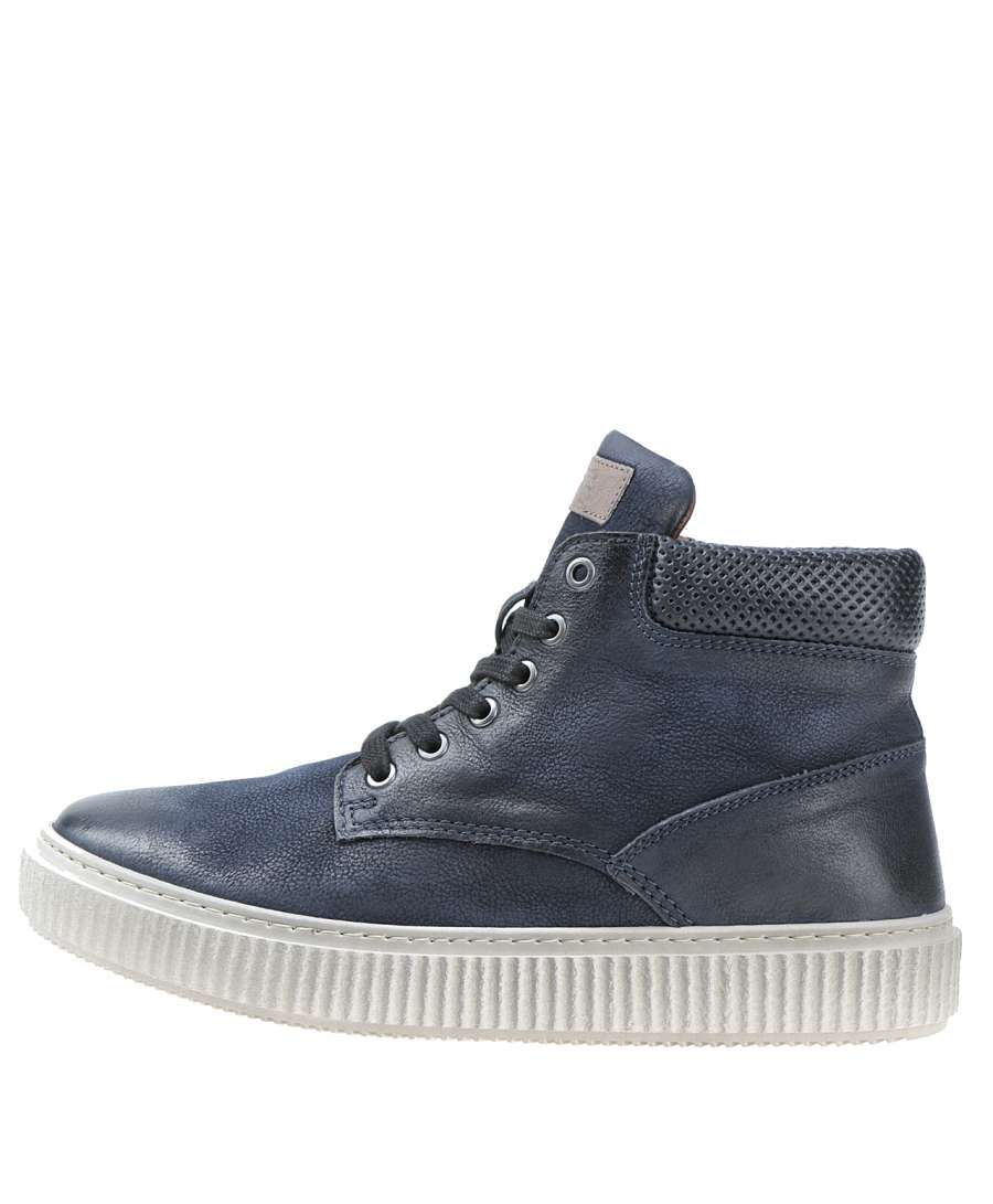 High-top sneaker space