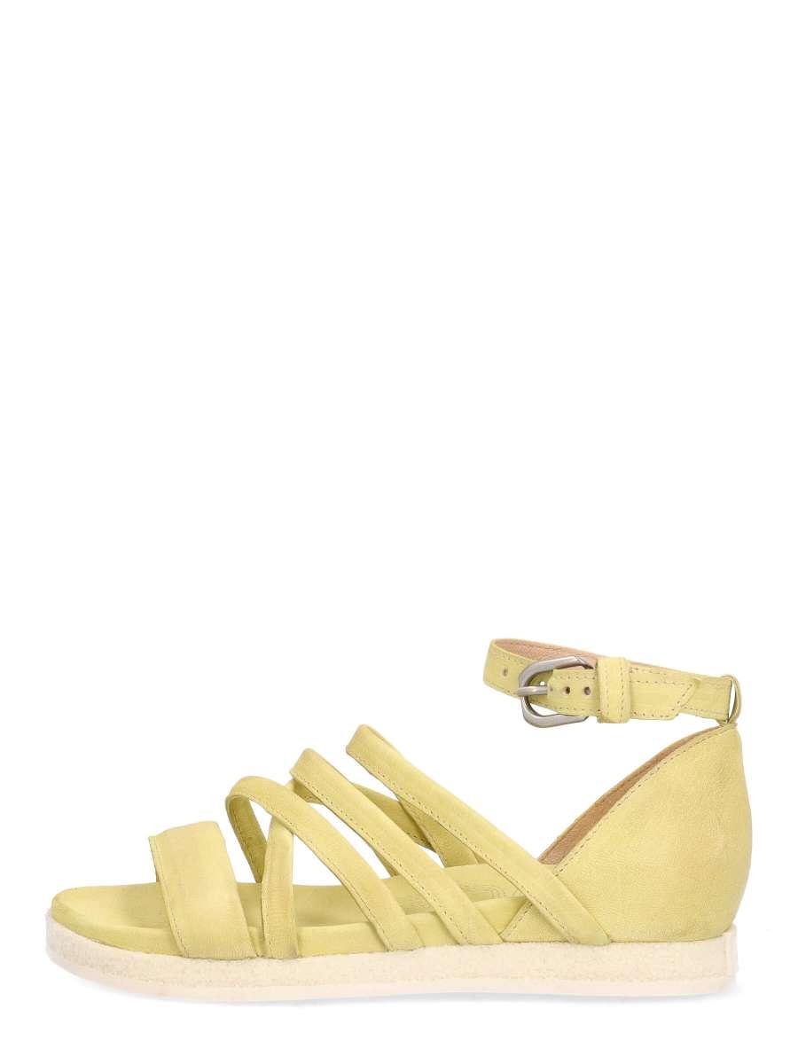 Strappy sandals vaniglia