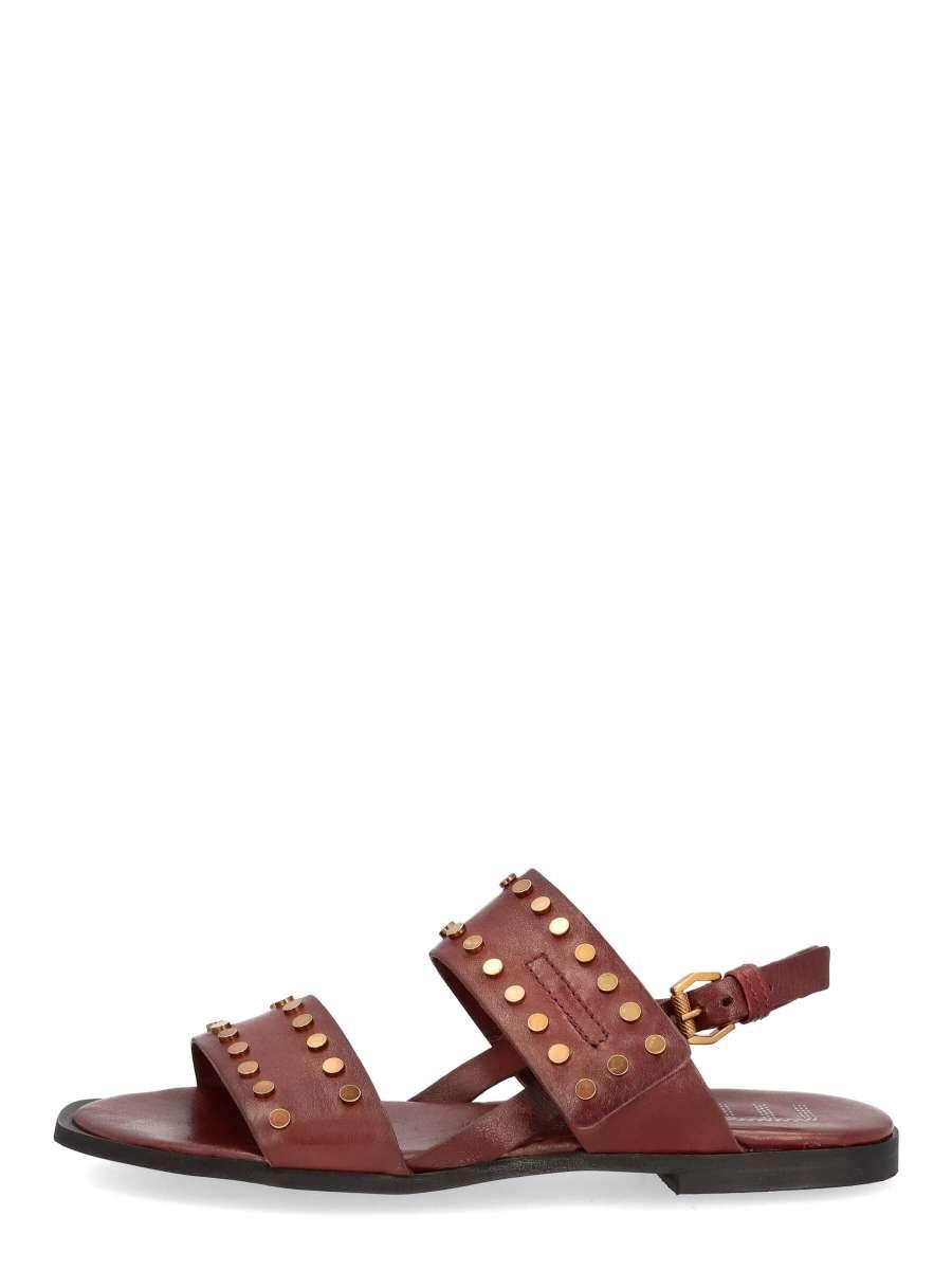 Studded sandals brule