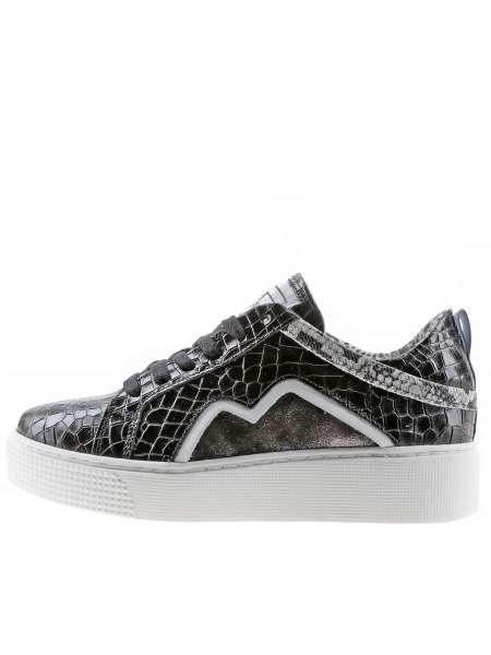 Plateau Sneaker nero