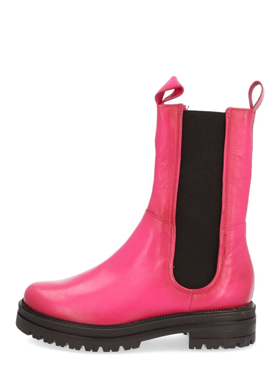High Top Chelsea Boots chic