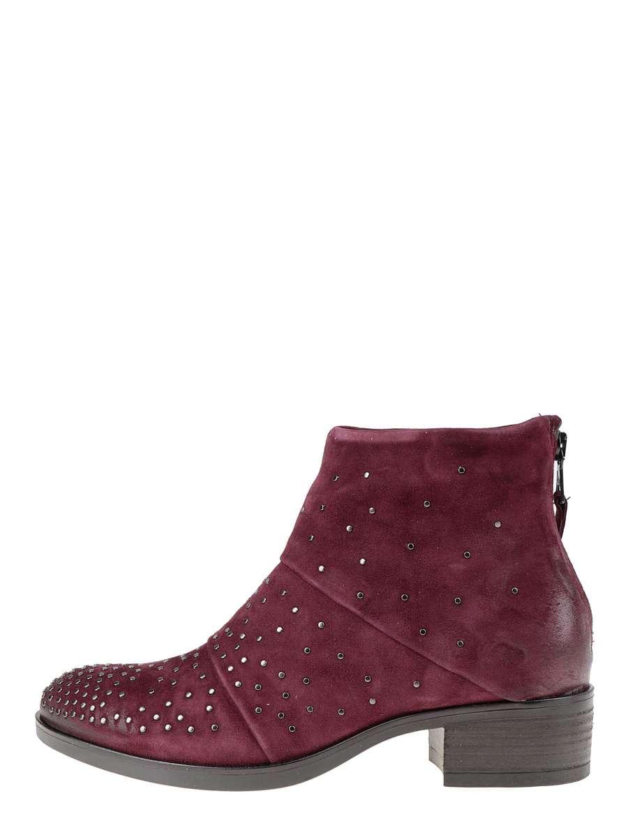 Nieten Ankle Boots barolo